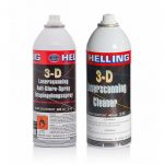 3D Scan spray Helling