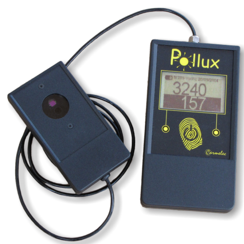 Pollux UV light meter