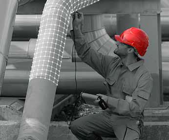 De Looper NDO biedt een volledig pakket voor slimme corrosie monitoring